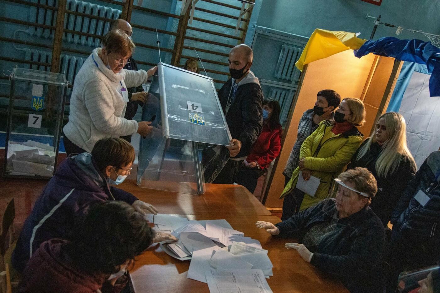 Місцеві вибори 2020 у Слов'янську. Фоторепортаж, фото-18
