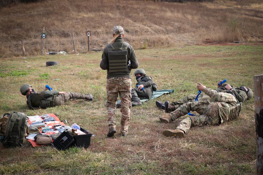 Снайпери 15 Слов'янського полку відточили свою майстерність, фото-2