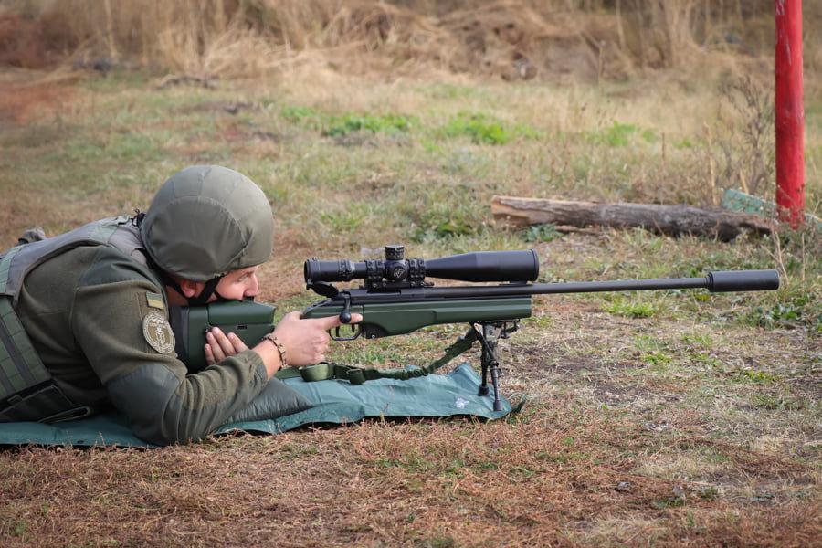 Снайпери 15 Слов'янського полку відточили свою майстерність, фото-5