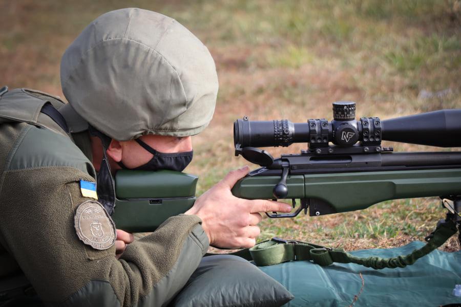 Снайпери 15 Слов'янського полку відточили свою майстерність, фото-4