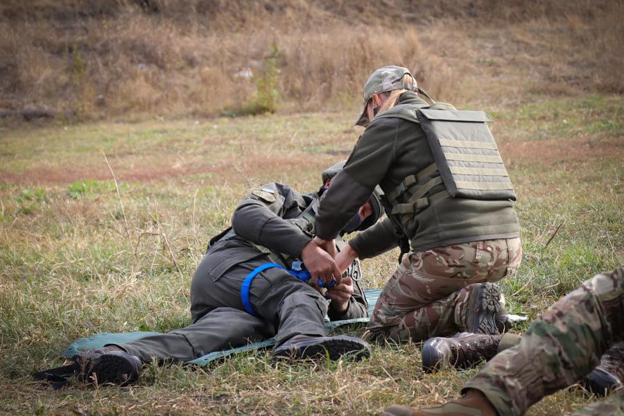 Снайпери 15 Слов'янського полку відточили свою майстерність, фото-1