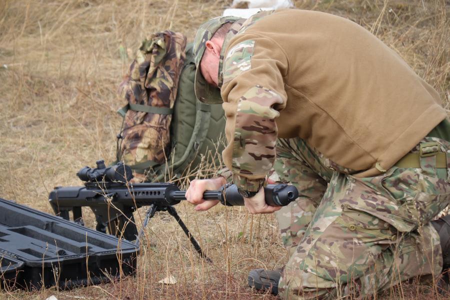 Снайпери 15 Слов'янського полку відточили свою майстерність, фото-7