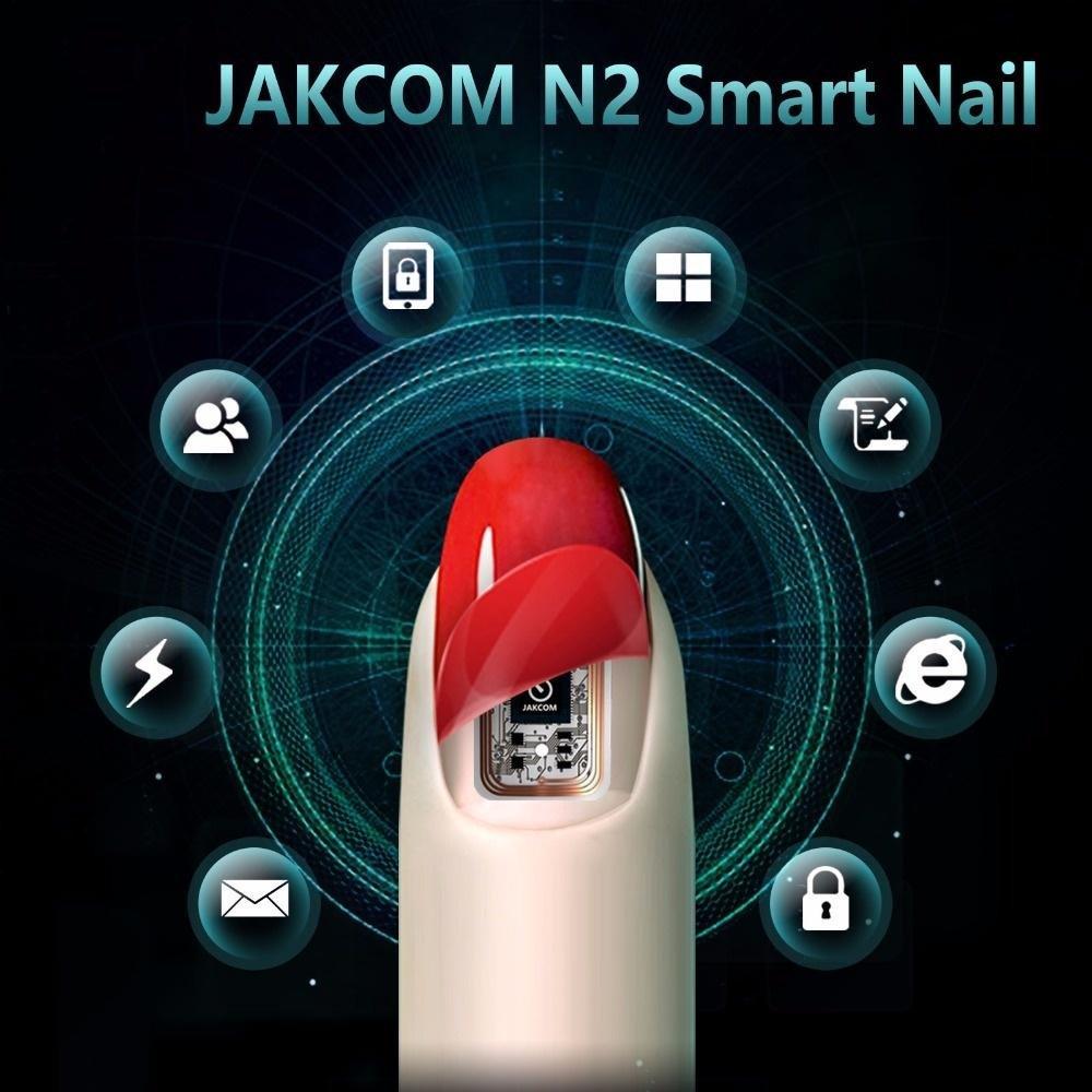 Чіп для нігтя, розумна ручка і гаджет від коронавірусу. Цікавинки світу технологій , фото-1