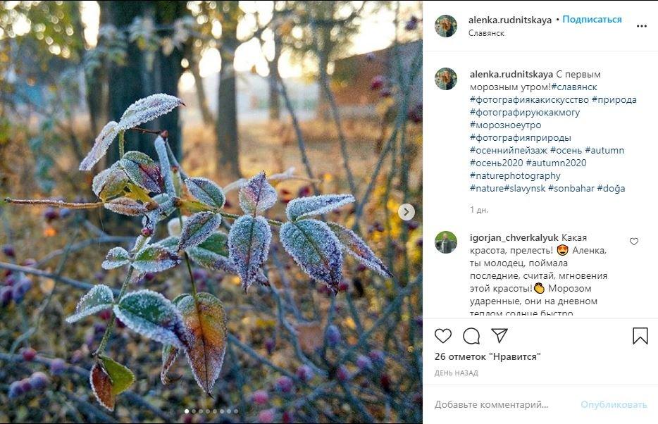 Морозний Слов'янськ у фотографіях. Підбірка з соцмереж, фото-11