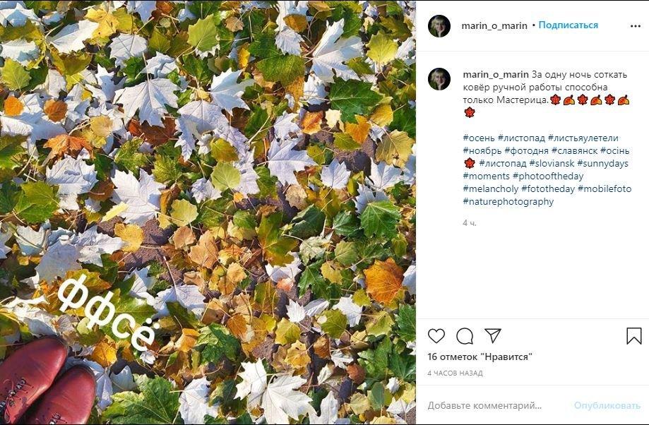 Морозний Слов'янськ у фотографіях. Підбірка з соцмереж, фото-7