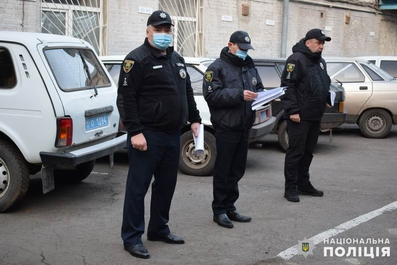 Які карантинні обмеження діють для Слов'янська та району. Поліція інформує, фото-5
