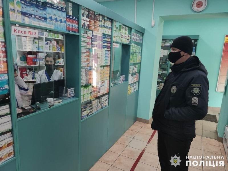 Які карантинні обмеження діють для Слов'янська та району. Поліція інформує, фото-6
