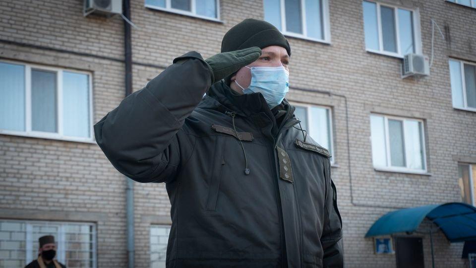 Слов'янські гвардійці присягнули на вірність Українському народові, фото-4