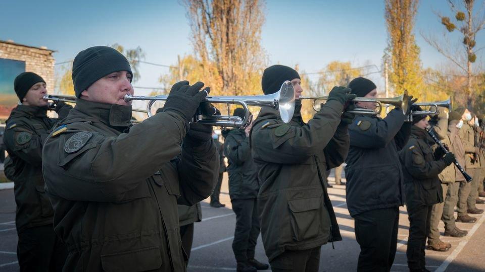 Слов'янські гвардійці присягнули на вірність Українському народові, фото-3