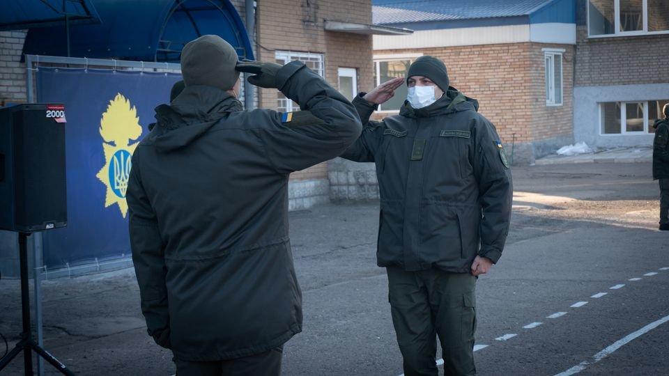 Слов'янські гвардійці присягнули на вірність Українському народові, фото-2