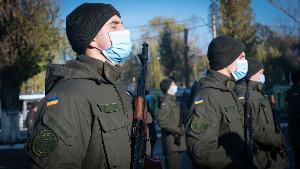Слов'янські гвардійці присягнули на вірність Українському народові, фото-6
