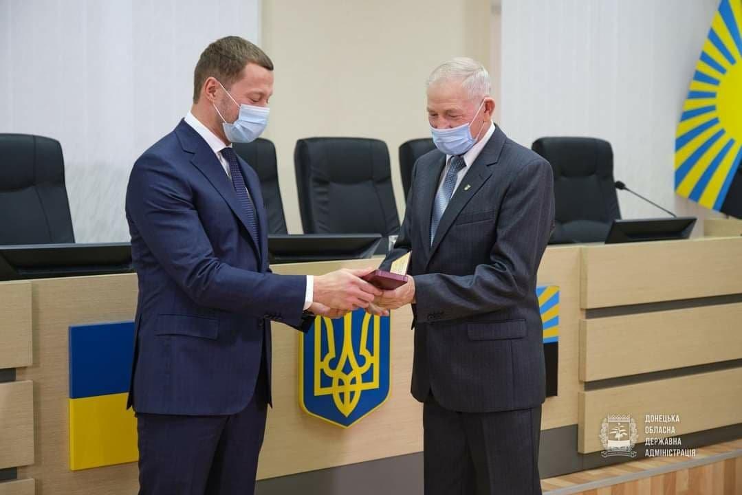 Директорку обласного центру СНІДу у Слов'янську нагородили Орденом Княгині Ольги, фото-4