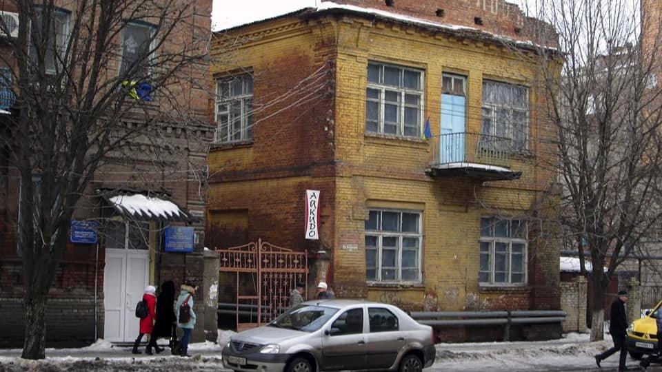 Як у соцмережах вирішували долю старих воріт у центрі Слов'янська, фото-1