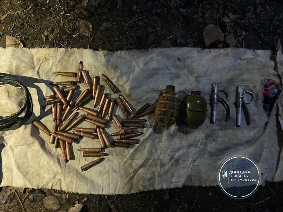 Мешканець Слов'янська заробляв на продажі бойових припасів , фото-1