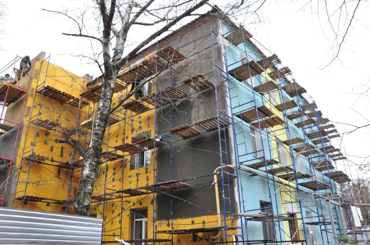 Міська Слов'янська лікарня №1 готова на 75 відсотків, фото-1