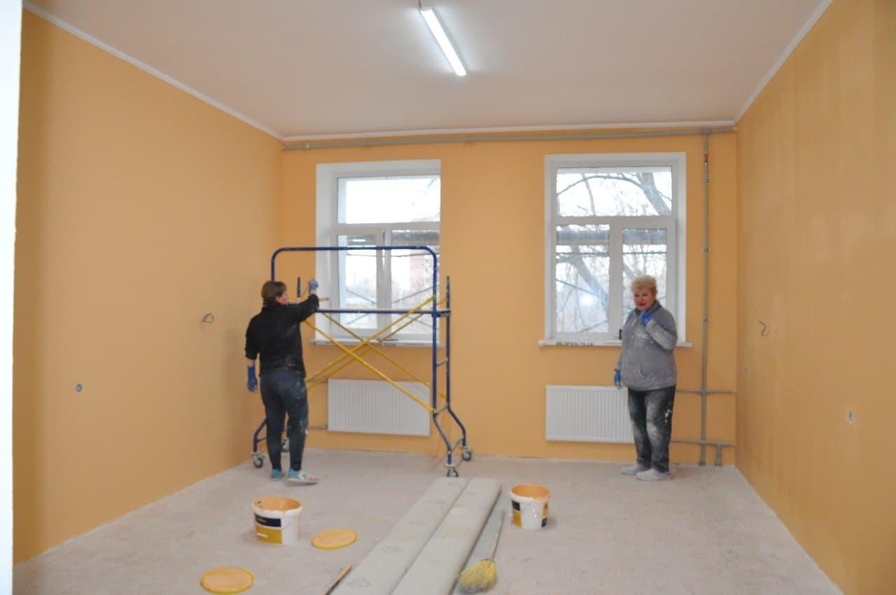 Міська Слов'янська лікарня №1 готова на 75 відсотків, фото-4