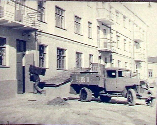 Транспорт на старих світлинах Слов'янська , фото-1