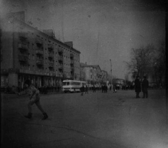 Транспорт на старих світлинах Слов'янська , фото-4