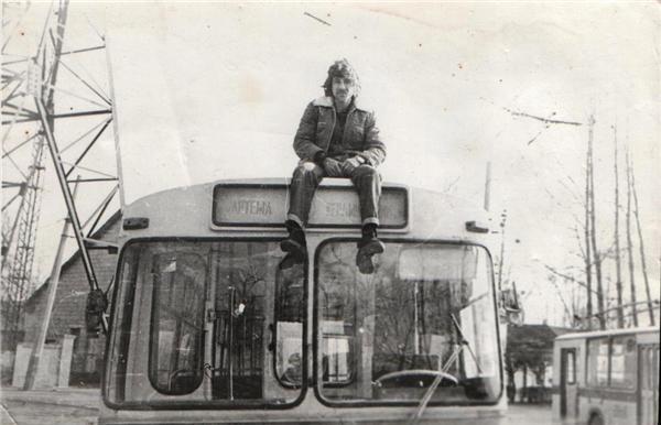 Транспорт на старих світлинах Слов'янська , фото-8