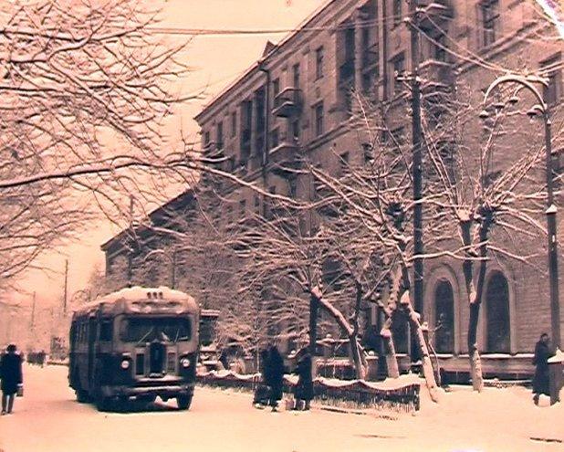 Транспорт на старих світлинах Слов'янська , фото-15