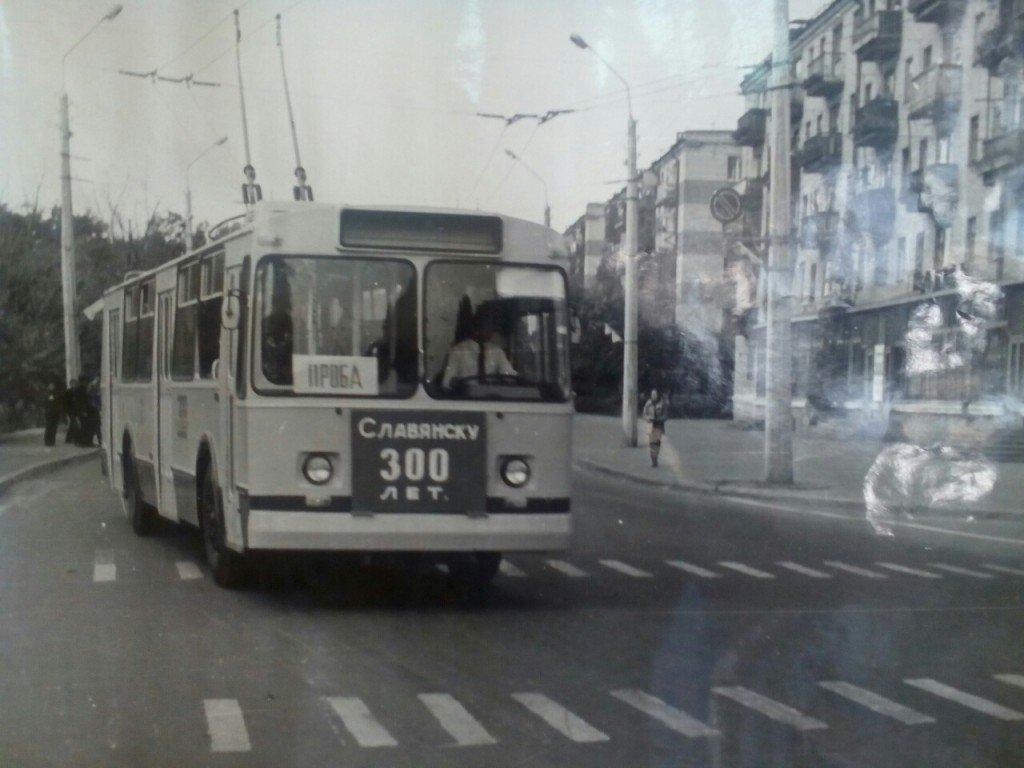 Транспорт на старих світлинах Слов'янська , фото-16
