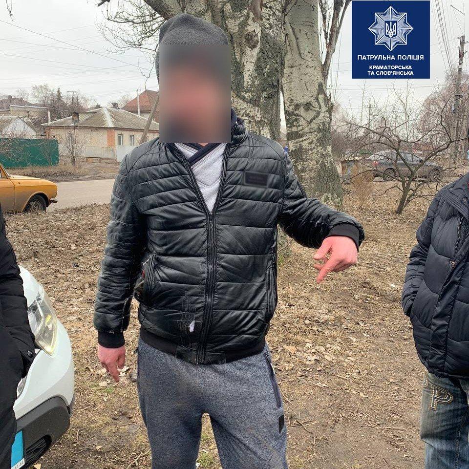 У Слов'янську виявили закладчика наркотиків , фото-1
