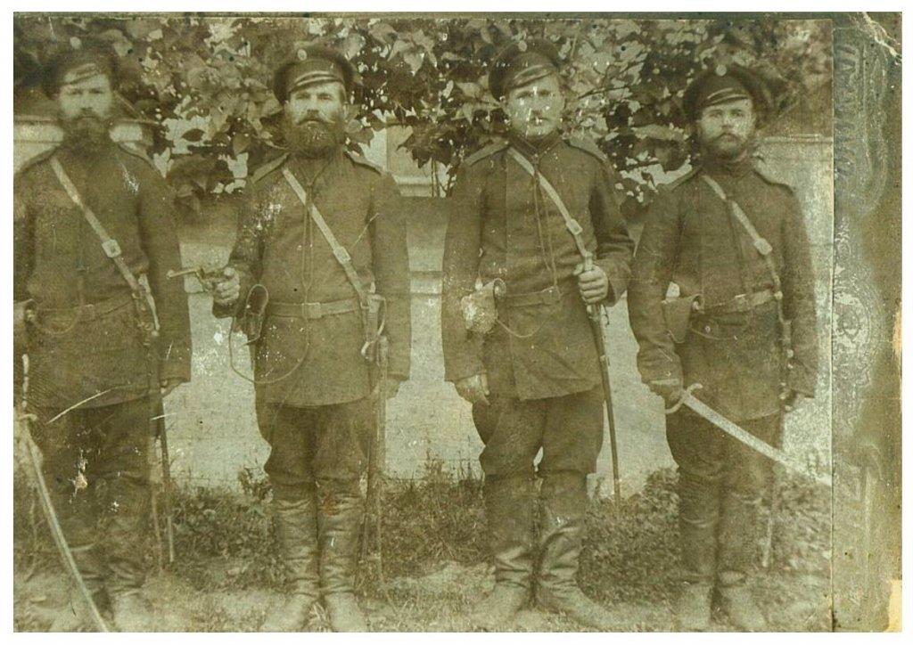 Слов'янці різних років. Старі фотографії мешканців нашого міста , фото-3