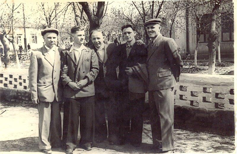 Слов'янці різних років. Старі фотографії мешканців нашого міста , фото-11