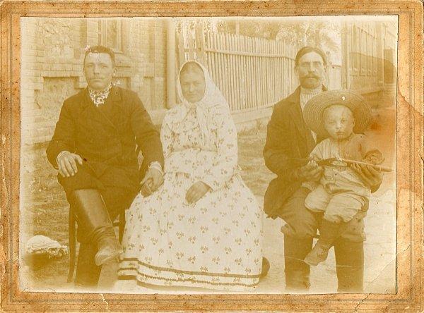 Слов'янці різних років. Старі фотографії мешканців нашого міста , фото-5