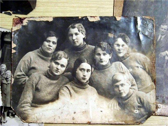 Слов'янці різних років. Старі фотографії мешканців нашого міста , фото-6