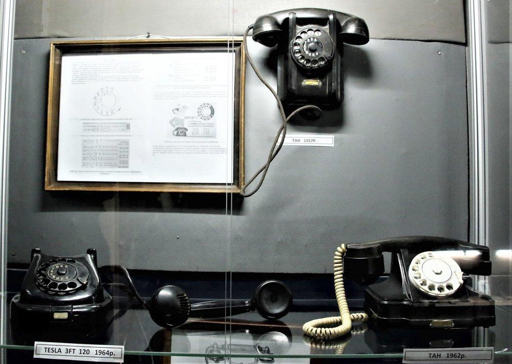 У Слов'янському музеї працює виставка старих та раритетних телефонів, фото-2
