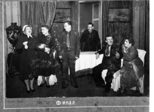 Актори з інших міст, переїзд і спектаклі. Історія першого театру у Слов'янську, фото-12