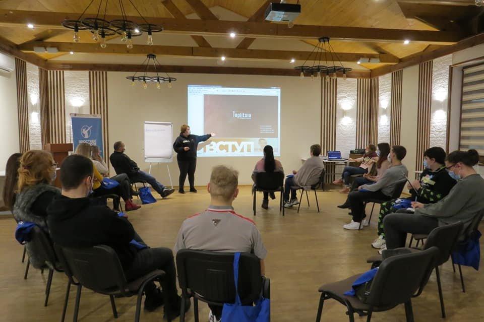 Громада Слов'янська організувала Школу менеджменту волонтерських спільнот, фото-3