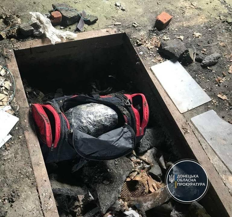 У Слов'янську виявлено потужний схрон зброї та боєприпасів , фото-1