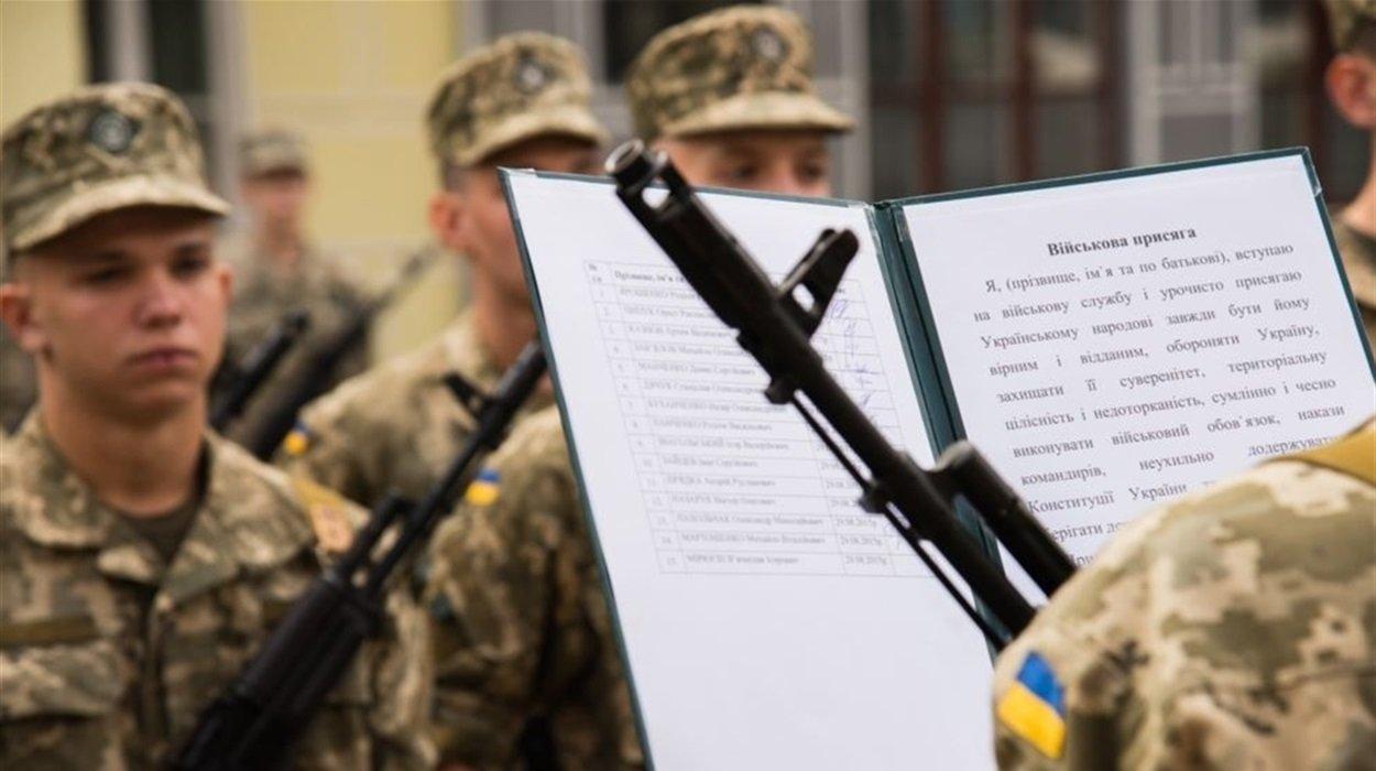 В Україні розпочався весняний призов до армії, фото-1