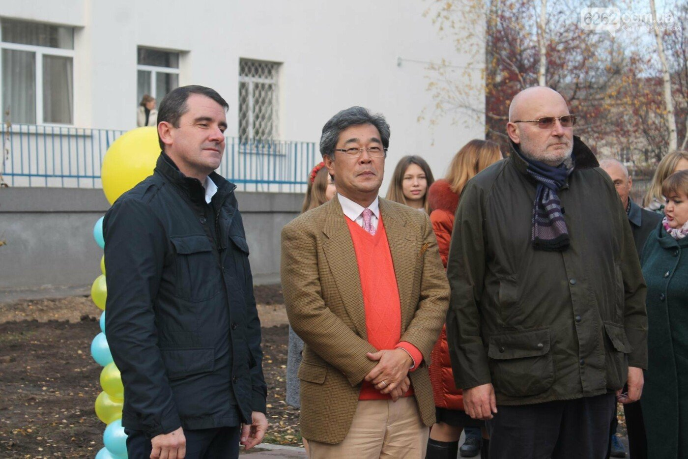 Орландо Блум, Курт Волкер і Такаші Кураі. Іноземці, які були у Слов'янську, фото-7