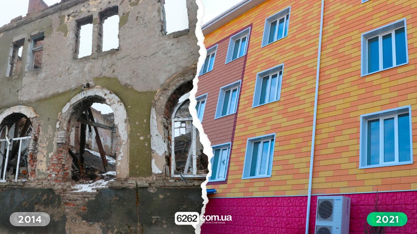 До та після: як змінився Слов'янськ з часів окупації - ФОТО, фото-9