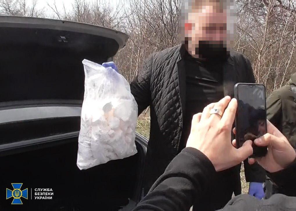 У сусідньому Краматорську у наркоторговців вилучили 5 кг психотропів, фото-4