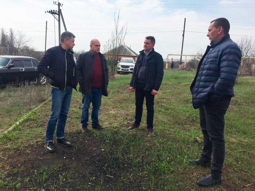 У Слов'янську працюють над налагодженням водопостачання та водоведведення Билбасівки, фото-2