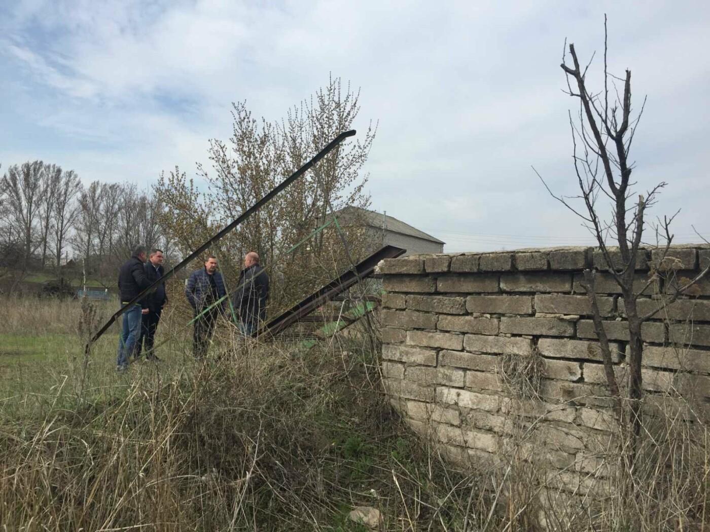 У Слов'янську працюють над налагодженням водопостачання та водоведведення Билбасівки, фото-3