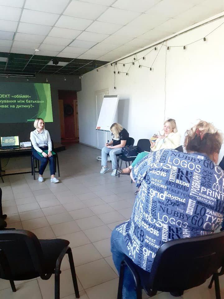 У Слов'янську пройшов тренінг для сімей: Як спілкування між батьками впливає на дитину?, фото-5