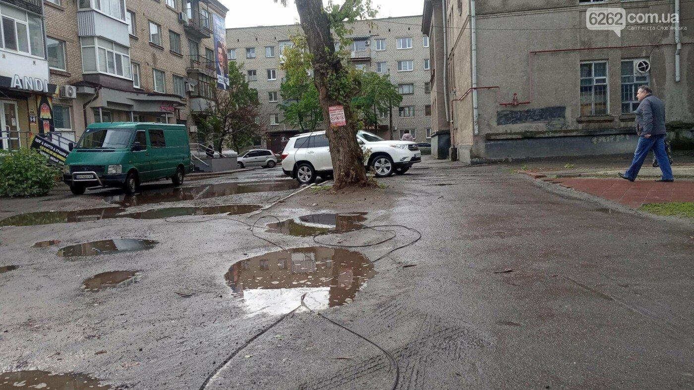 Негода, смертельна ДТП та потонулий хлопчик - що сталося у Слов'янську за тиждень, фото-2