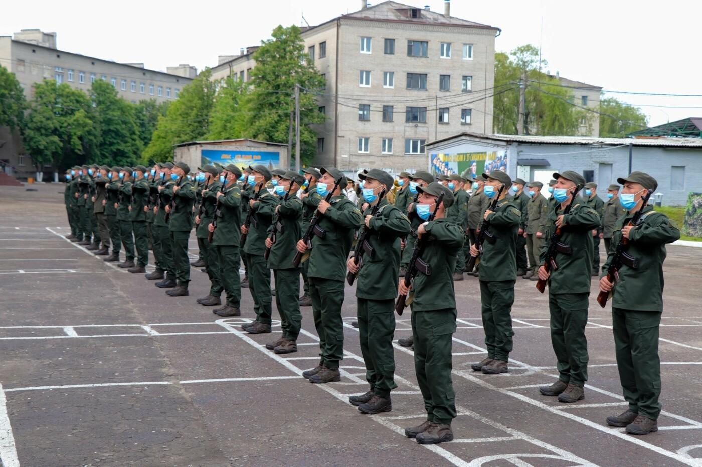 """Сьогодні у Слов'янську вітали батальйон """"Донбас"""" з річницею створення, фото-2"""