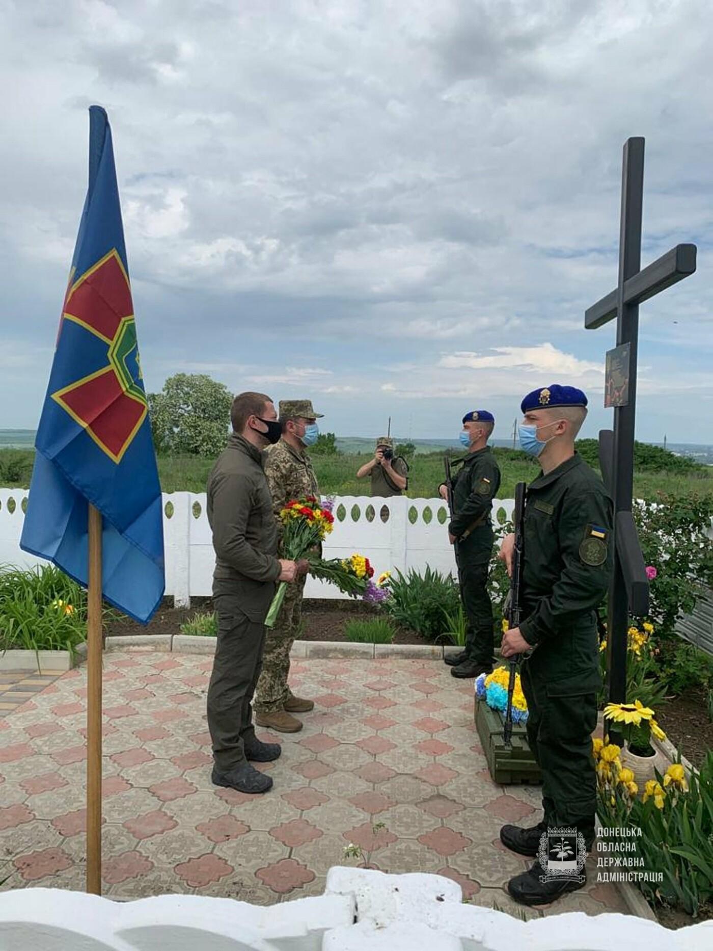 Під Слов'янськом вшанували пам'ять екіпажу Мі-8, фото-4