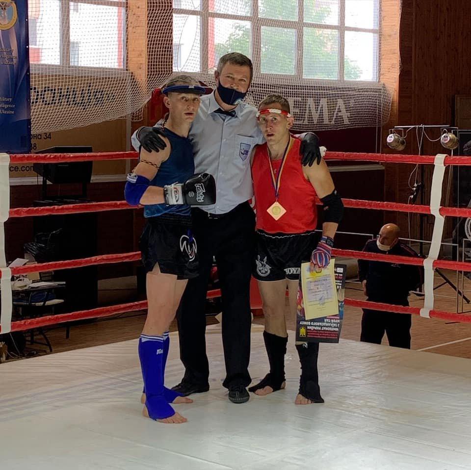 Спортсмени зі Слов'янська взяли срібло і бронзу на чемпіонаті України з таїландського боксу, фото-9