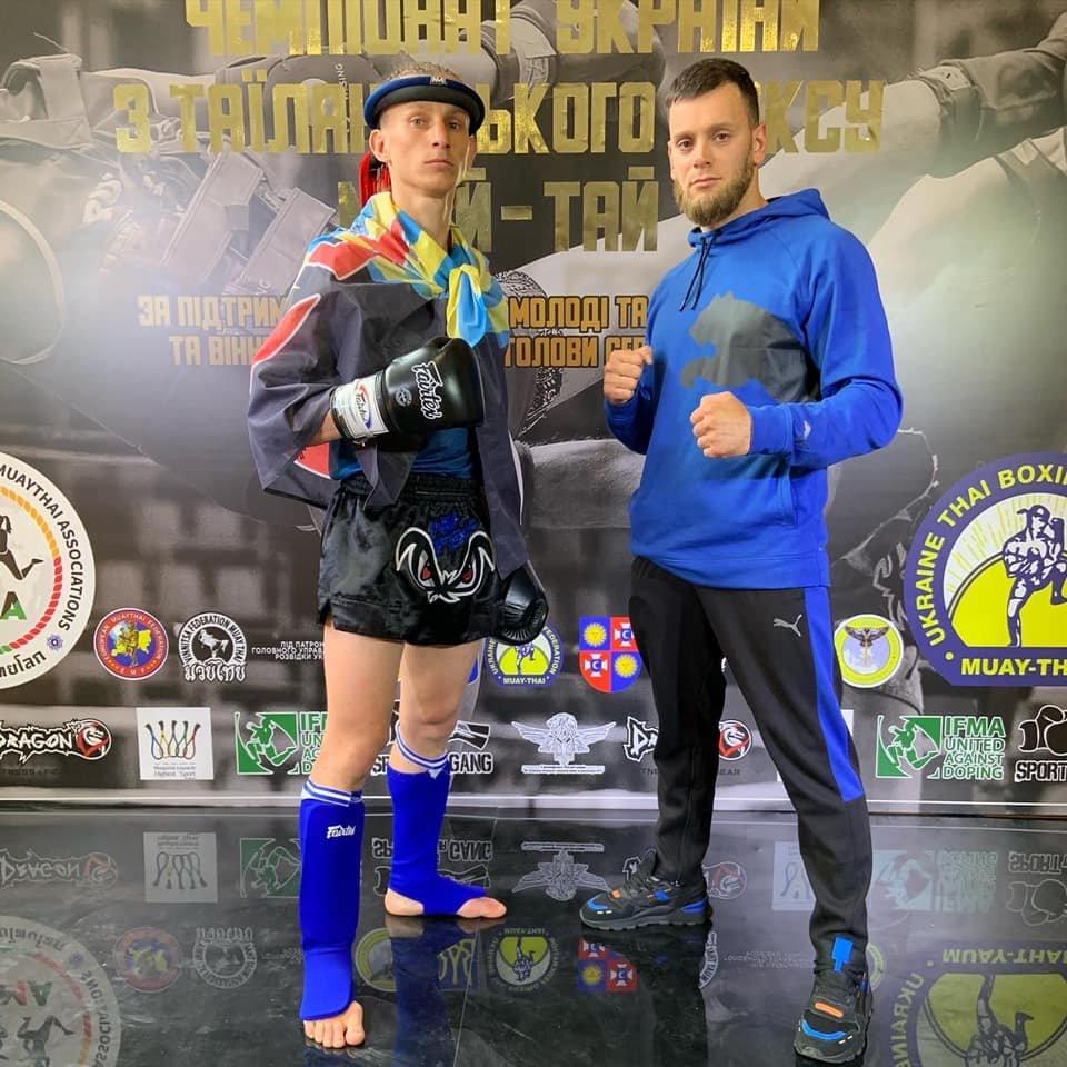 Спортсмени зі Слов'янська взяли срібло і бронзу на чемпіонаті України з таїландського боксу, фото-12