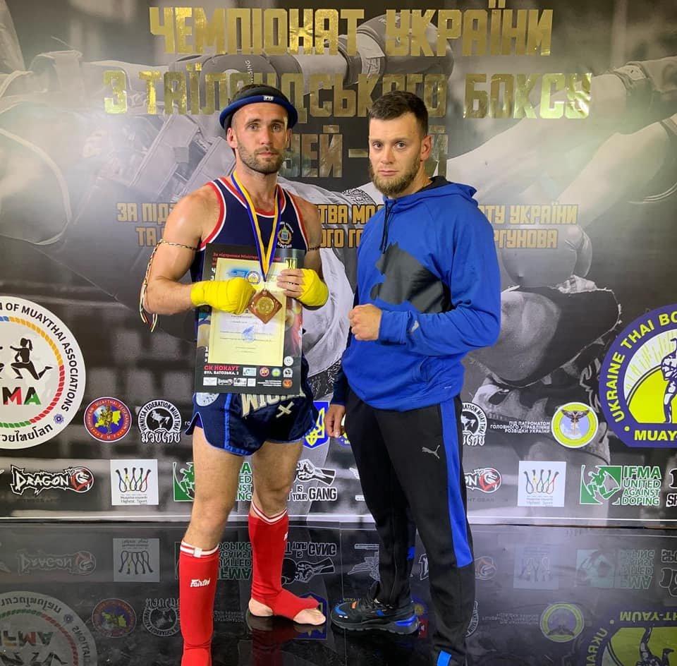 Спортсмени зі Слов'янська взяли срібло і бронзу на чемпіонаті України з таїландського боксу, фото-8