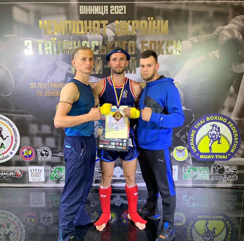 Спортсмени зі Слов'янська взяли срібло і бронзу на чемпіонаті України з таїландського боксу, фото-10