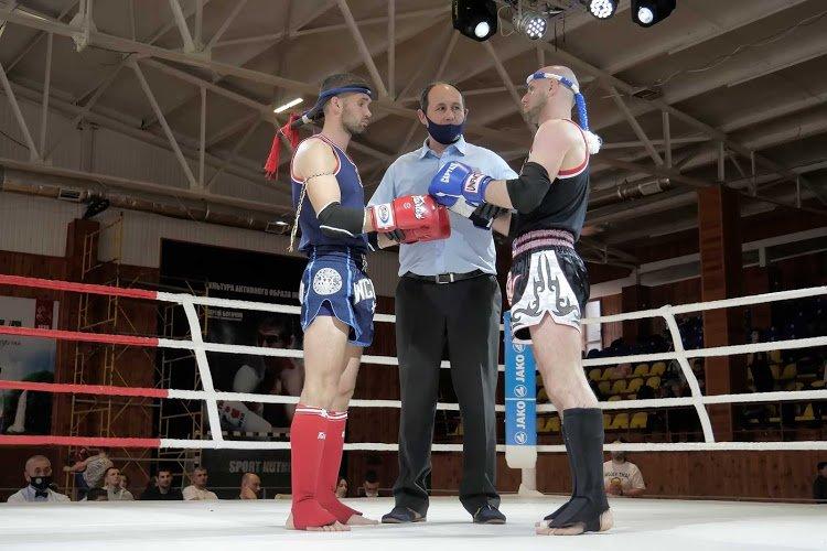 Спортсмени зі Слов'янська взяли срібло і бронзу на чемпіонаті України з таїландського боксу, фото-1