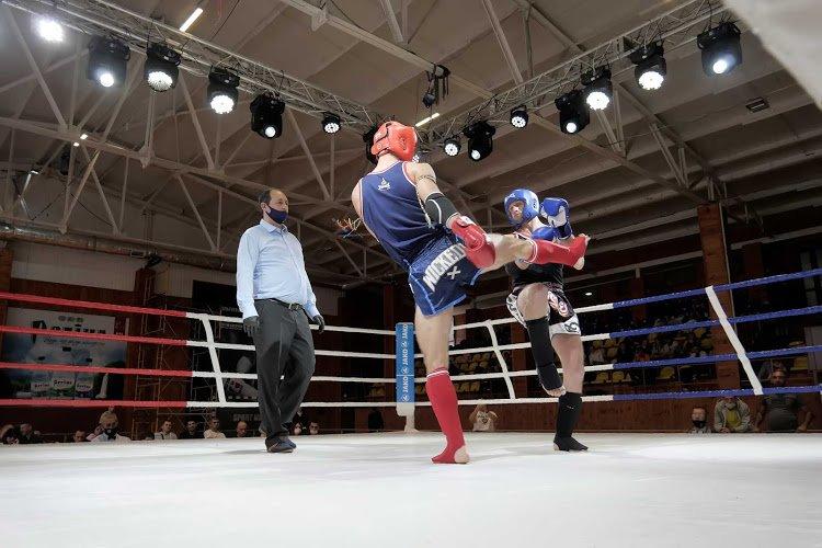 Спортсмени зі Слов'янська взяли срібло і бронзу на чемпіонаті України з таїландського боксу, фото-2
